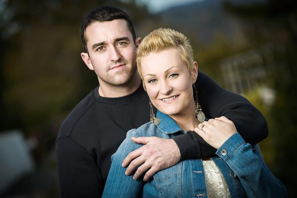 Fallon and Joe (Engagement Photography) @ Capitola, California