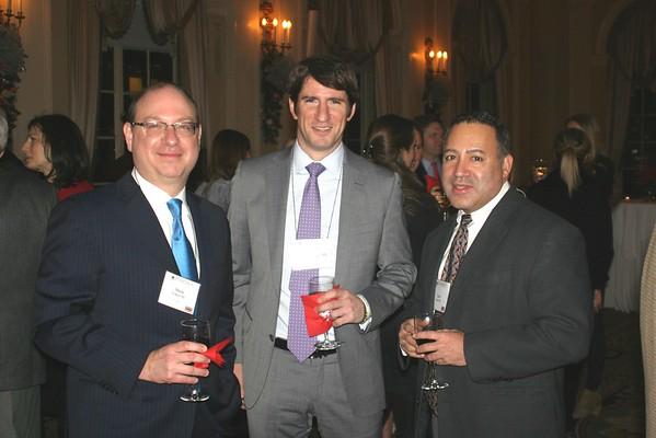New York City Holiday Reception 2014