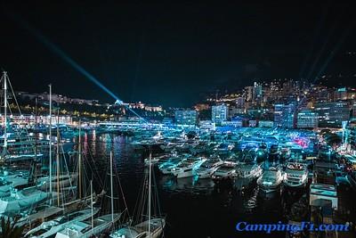 Monaco 2019 With Logos