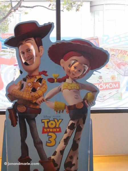 11/21 - Woody & Jesse