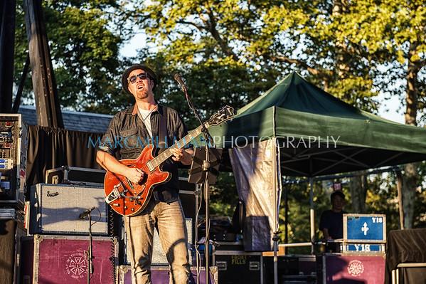 Phil Lesh & Friends @ Summerstage (Wed 9/16/15)
