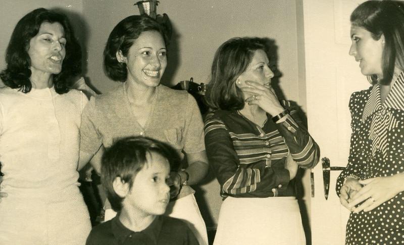 Margarida Faria, Fernanda Ricardo Figueiredo, Lorena Moura Ferreira, Tété Sá Pires e...?