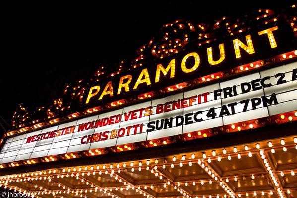 chris Botti at the Paramount