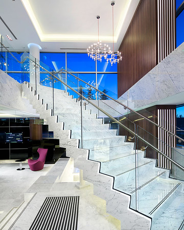 Award of Merit - Surrey Presentation Centre: Staircase