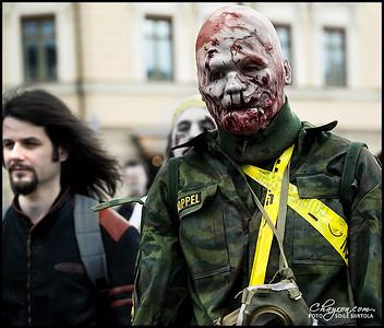 STHLM Zombiewalk III - 12 juni 2010