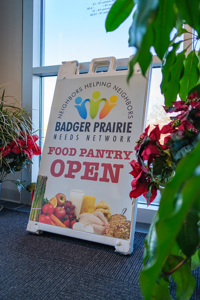 Badger Prairie Needs Network Open House - December 15, 2018