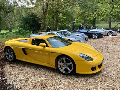 Caffeine and Machine - Porsche Carrera GT Meet - 24th October 2021