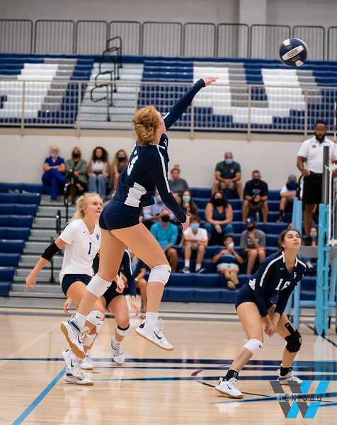 8-19-2020 HVA vs West Varsity Volleyball