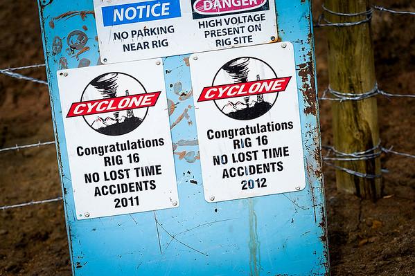 Cyclone - Rig 16 (2014)