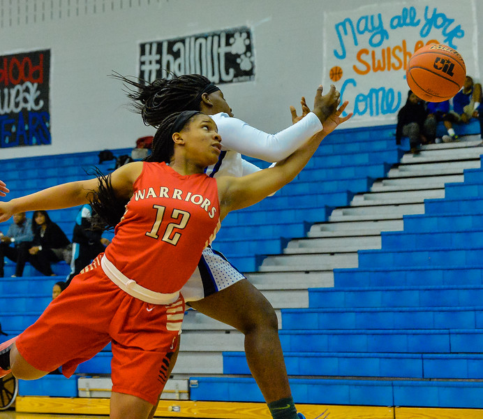 Lady Panthers, Junior Varsity, South Grand Prairie,12-08-15, Basketball-12