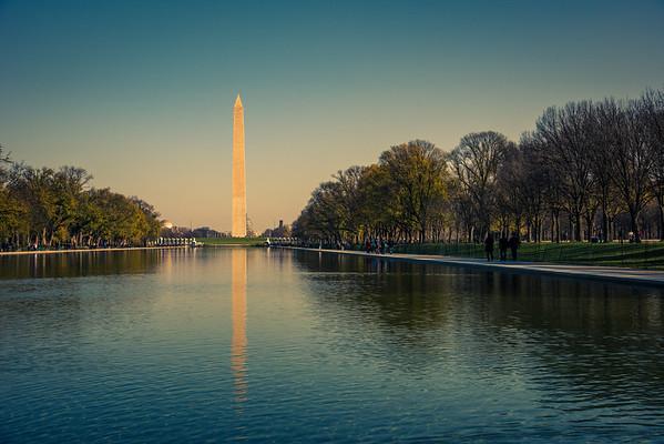 Washington DC December 2015