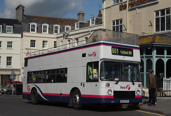 Volvo Citybus / Bristol VR