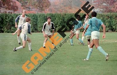 1984-1985 Men's Soccer