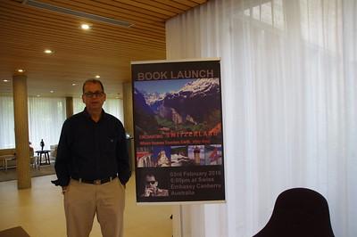 """Enchanting Switzerland"" BOOK LAUNCH"
