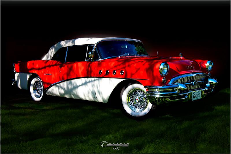 1955 Buick Century convertible