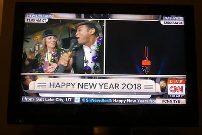 Disneyland Fun & New Year's Eve Dinner, 12/31/17