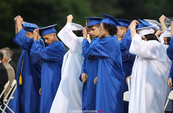 Penn Yan Graduation 6-22-18