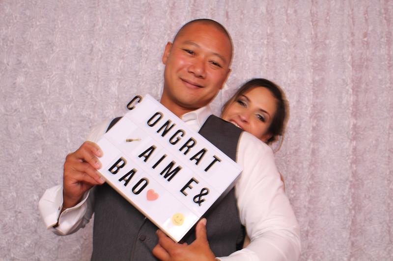 AIME AND BAO WEDDING