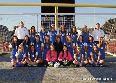 2015/2016 Girls Soccer