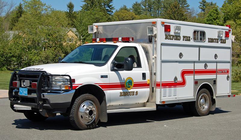 Rescue 2   2003 Ford/Rescue