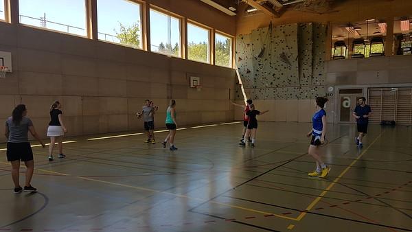 Training in Bern