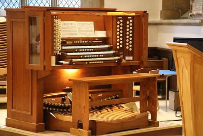 An Organ Recital - Martyn Taylor