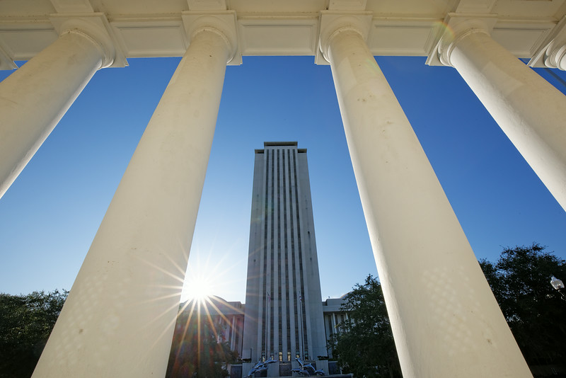 Wide Angle Lens Shootout by Ian Anderson - Florida Capitol
