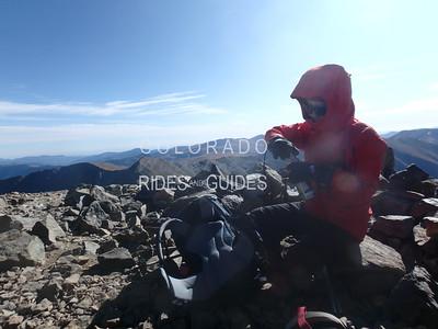 2019 10 05 Waanders Peak Ascent