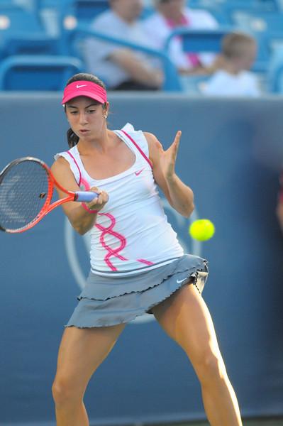 Western & Southern (4) Kim Clijsters (BEL) Vs Christina Mchale (USA) 8-12-10