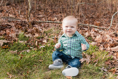 DiPaolo One Year Portraits