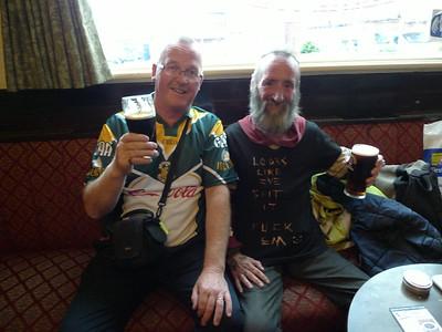 Wrong pub John!!