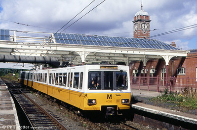 Tyne & Wear • Metro