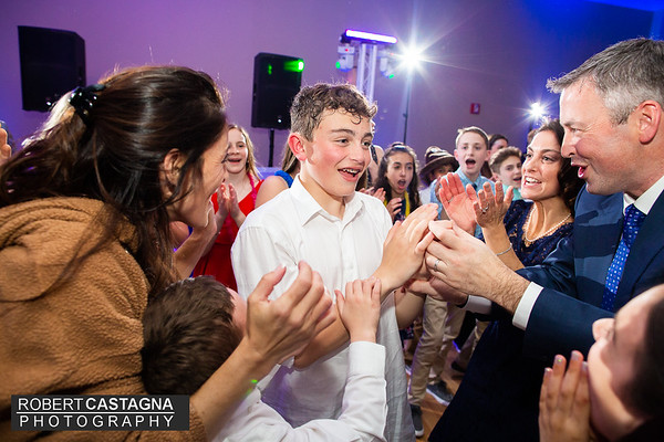 Lucas' Bar Mitzvah Celebration