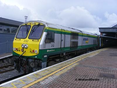 Cork Day Out (Rail), 01-08-2014