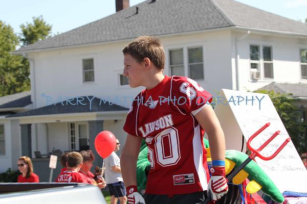 Lawson Homecoming Parade 2011