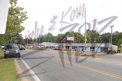 Josh @ Gun Lake 9-22-2013 Lakeside Inn