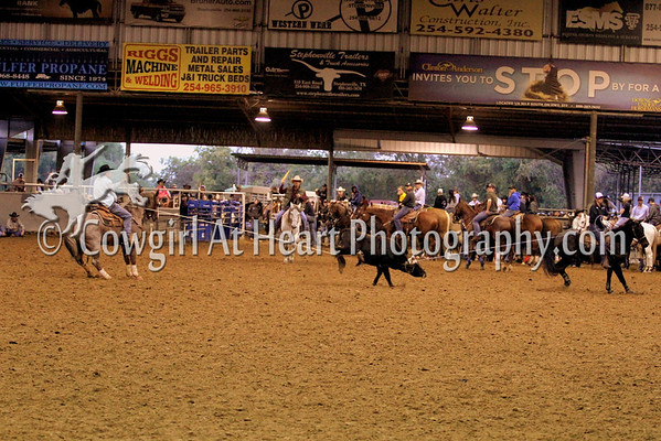 9 & 12 SLIDE TEAM ROPING ROUND TWO 11-10 -13