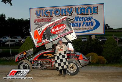 Mercer Raceway Park - 6/17/17 - Tommy Hein