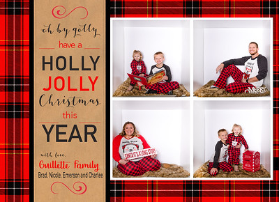 Holiday Photos Prepaid Collages 2019