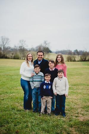 Kelly B. & Family