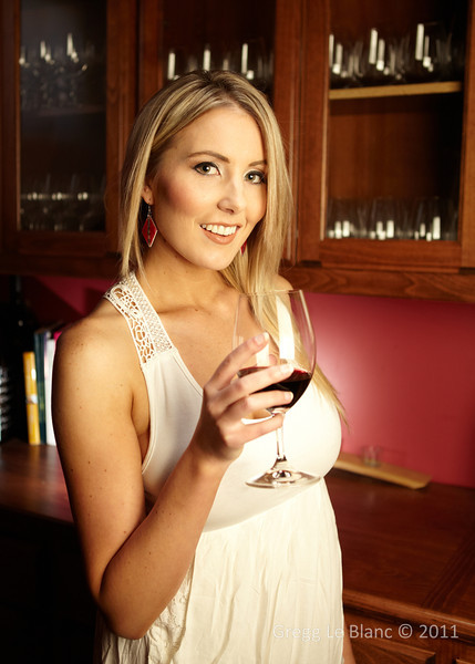 The Statuesque Cass Wine Librarian #2