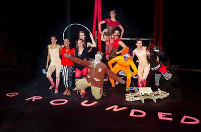 Grounded: A Devised Circus Show