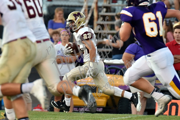 Governor Mifflin vs Lancaster Catholic High School Football 15 - 16