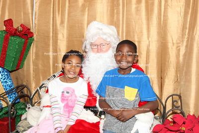 Santa at Imaginations