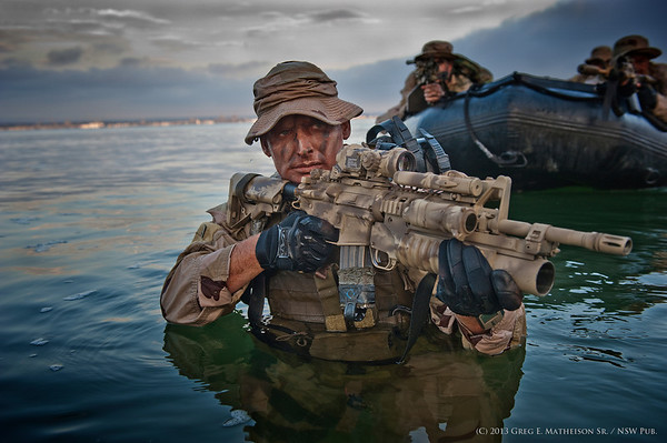 US Navy SEALs