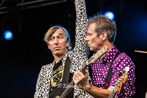 The Fleshtones @ Sjock Rock 2015