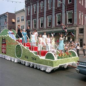 Shamokin Centennial Parades (Color)