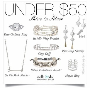 Stella and Dot Online Show Images