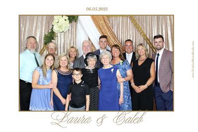 Laura & Caleb's Wedding 6/5/2021