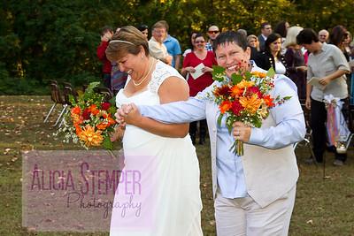 Clark(e) Wedding